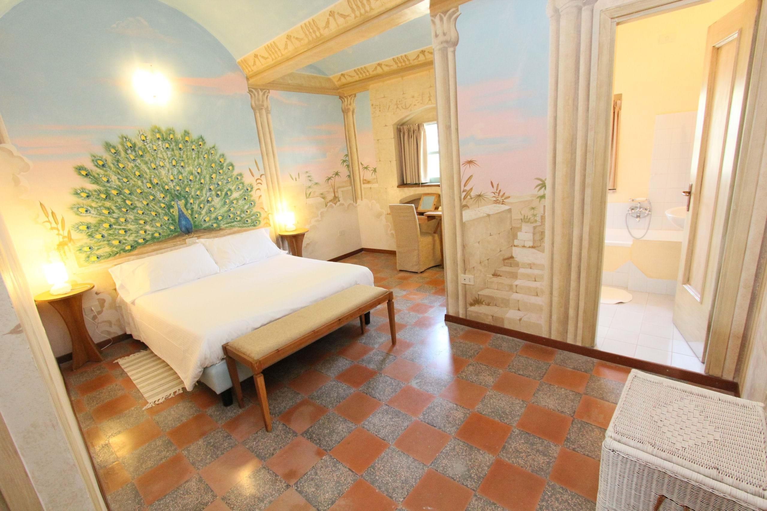 appartamento deluxe subretia residenze di campagna umbria
